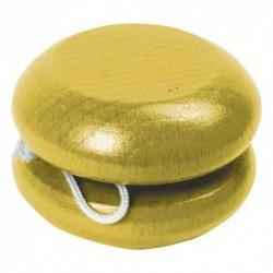 Drevené jojo vel'ké - žlté