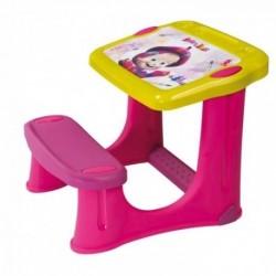 SMOBY Detský písací stolík - Máša a Medveď