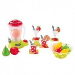 ÉCOIFFIER detský smoothie mixér s prestieraním a ovocím