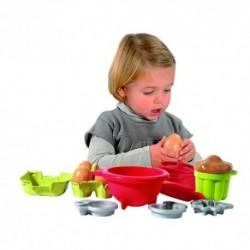 ÉCOIFFIER - Detská sada na varenie a pečenie