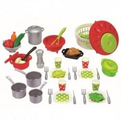 ÉCOIFFIER detská obedová súprava 100% Chef
