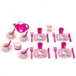 ÉCOIFFIER - Hello Kitty detská čajová sada