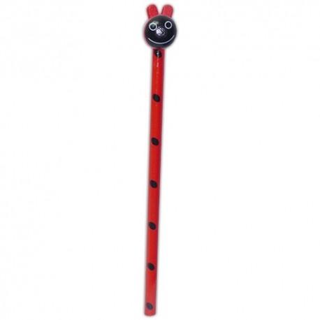 Drevená ceruzka so zvieracou hlavou - Koník
