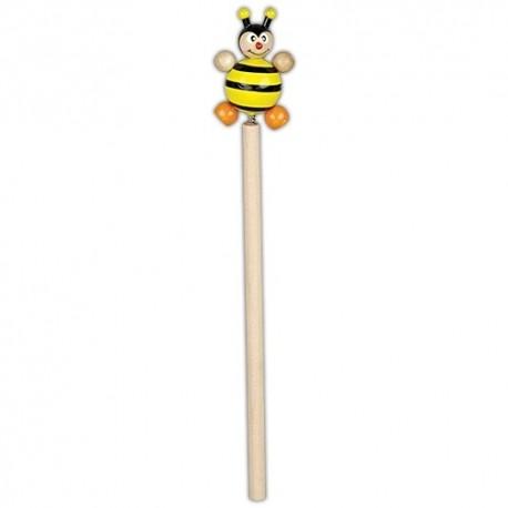 Drevená ceruzka so zvieratkom - Včielka