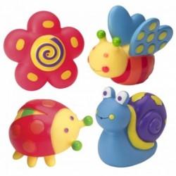 ALEX - Sada hračiek do vane - Záhrada