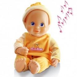 Smoby Mini Kiss nočná bábika