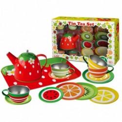 Detská čajová súprava - s ovocím