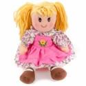 Látkové bábiky - 25 cm-ové