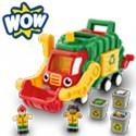 Mestské autíčka a hračky
