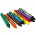 Farebné voskovky, pastelky