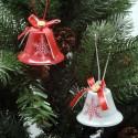 Vianočné ozdoby - roľničky, zvončeky