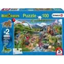 Schleich puzzle