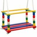 Detské hojdačky, rebríky, laná
