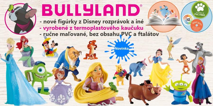 Bullyland rozprávkové figúrky