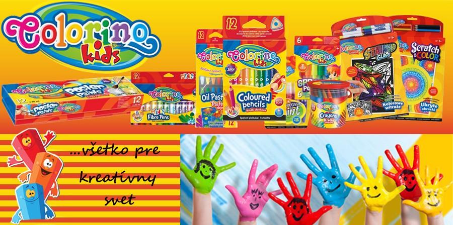 Colorino hračky